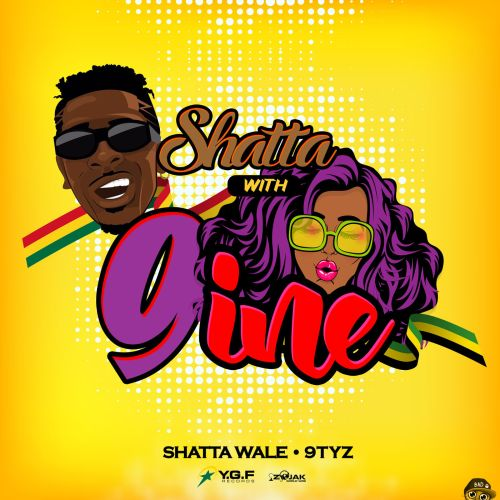 Shatta Wale – Shatta With 9 (feat. 9TYZ)