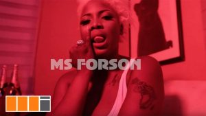VIDEO: Ms. Forson - Wo Di Mi Ruff (Fvck Boys Cover)