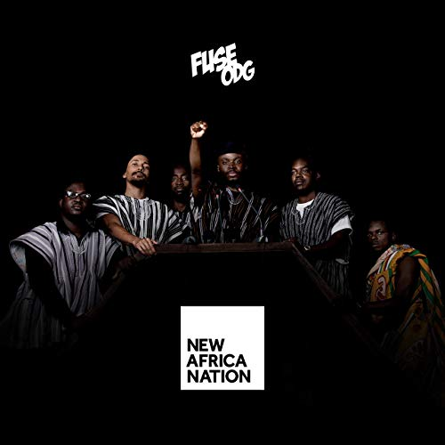 ALBUM: Fuse ODG – New Africa Nation