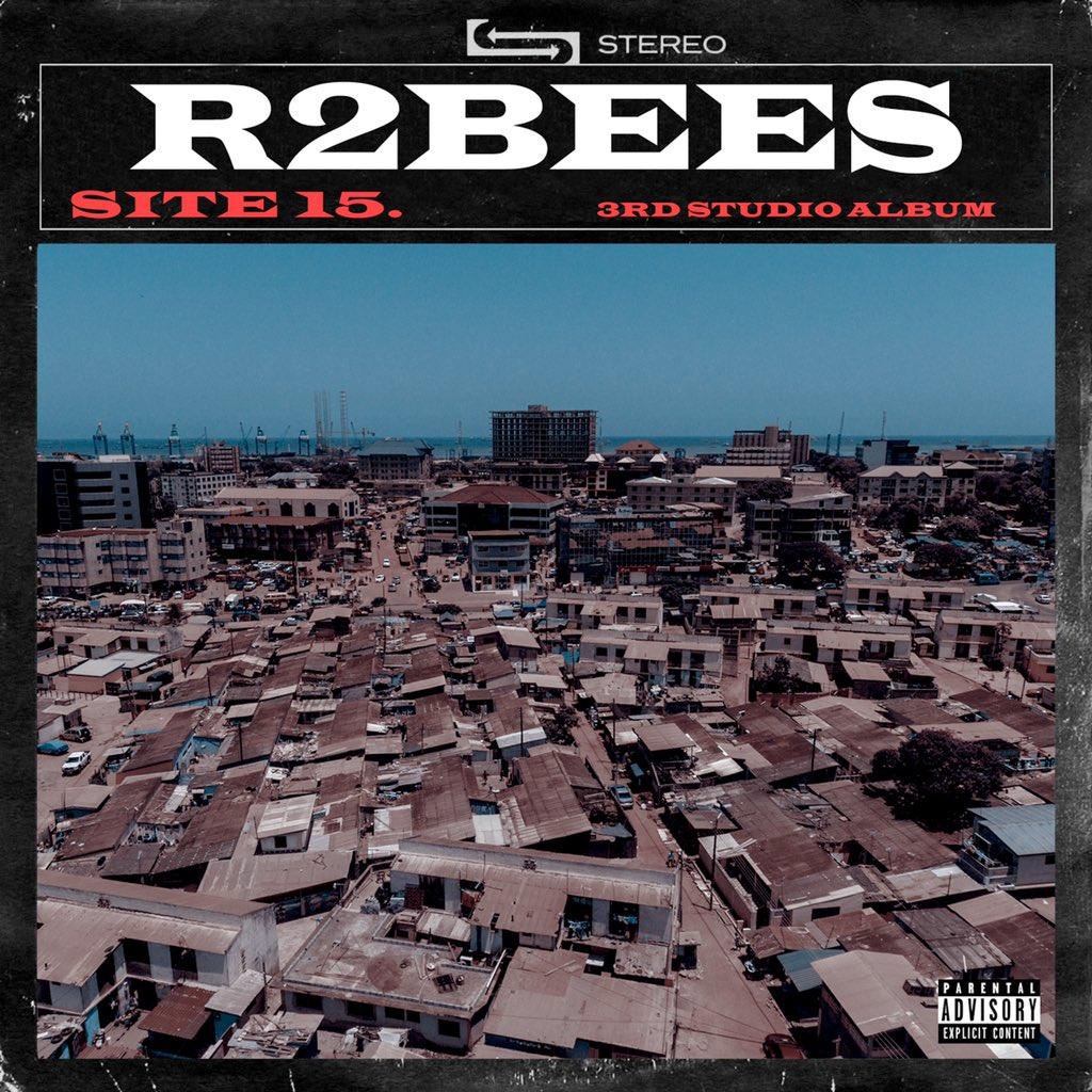 ALBUM: R2Bees – Site 15