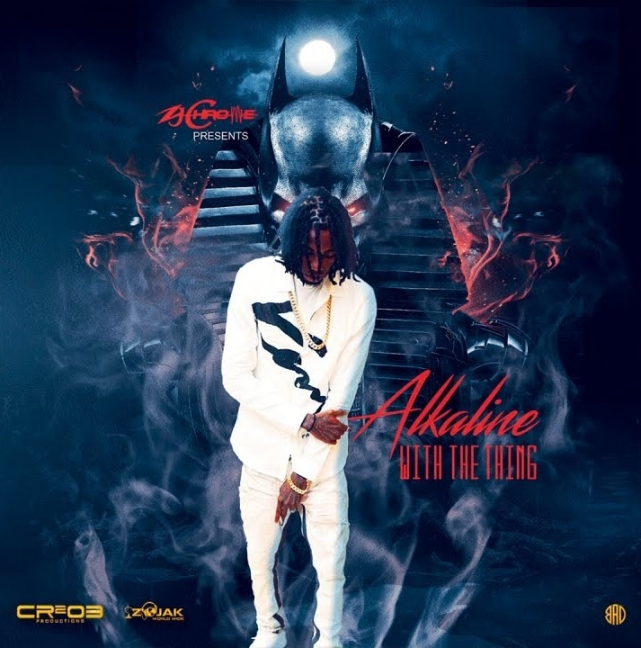 STREAM: Alkaline – With the Thing