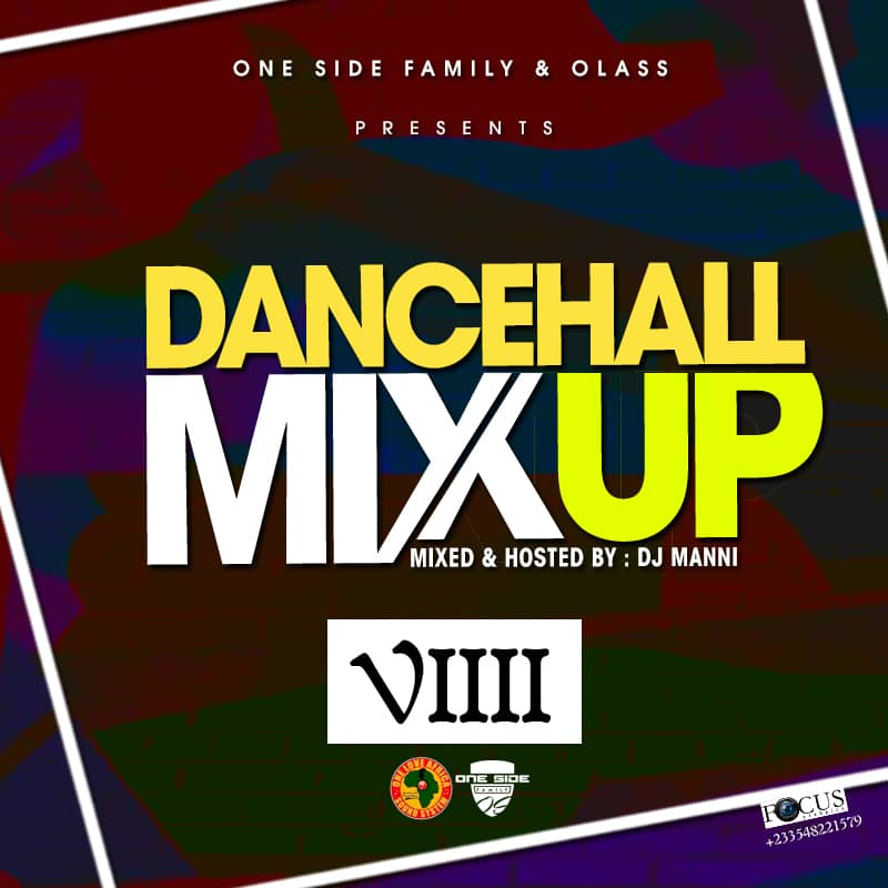 DJ Manni – Dancehall Mix Up Vol.9