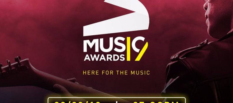Full list of winners at 3Music Awards 2019