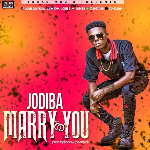 Jodiba – Marry You (Prod. By Kopow Beat-Gad)