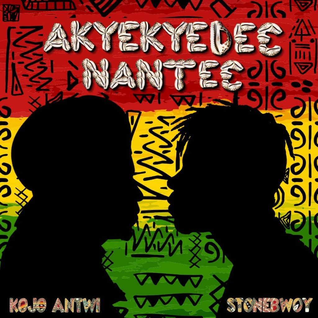 KoJo Antwi - Akyekyede3 Nante3 (feat. StoneBwoy)