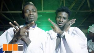 VIDEO: Lil Win - Anointing (feat. Kuami Eugene)