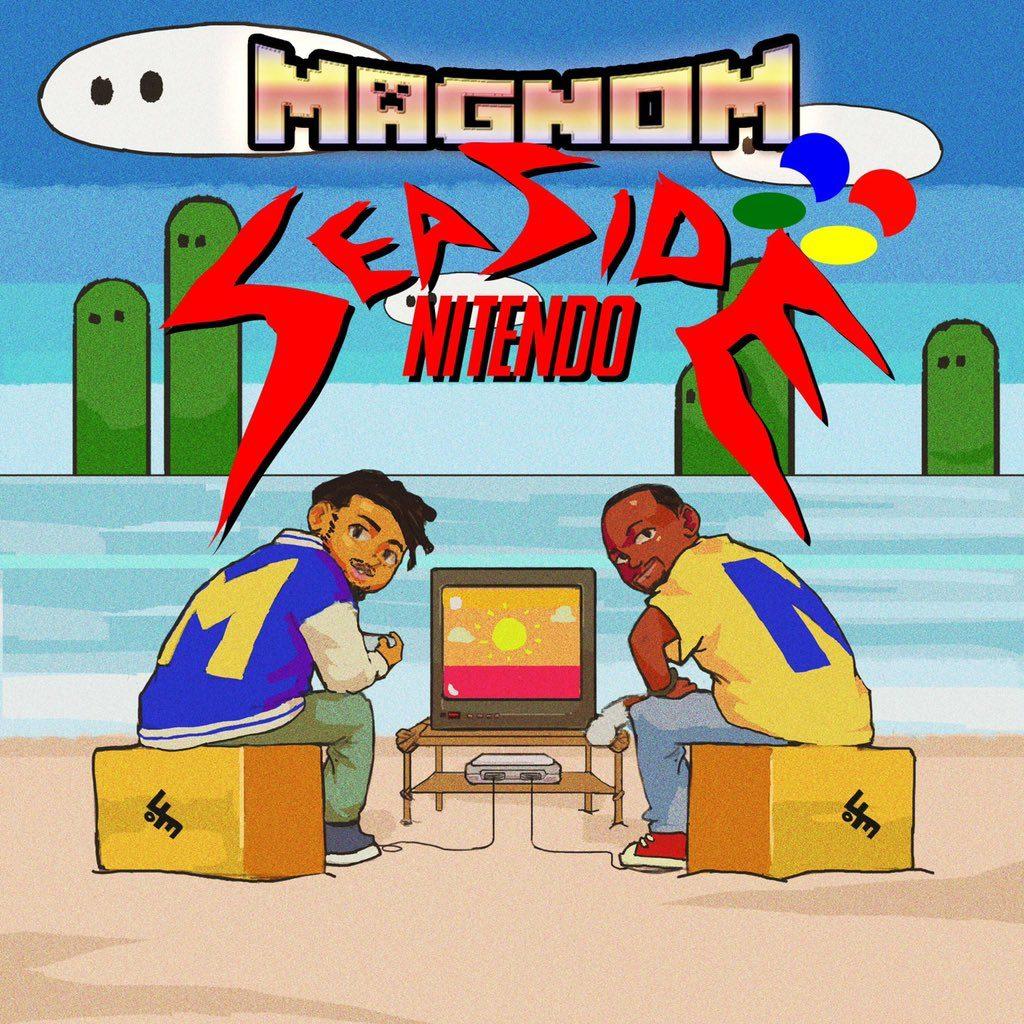 ALBUM: Magnom – Seaside Nitendo