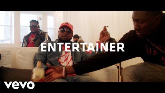 VIDEO: CDQ x Davido – Entertainer