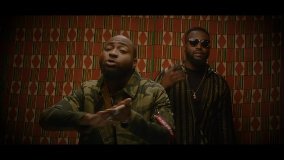 VIDEO: DJ Neptune & Davido – Démo