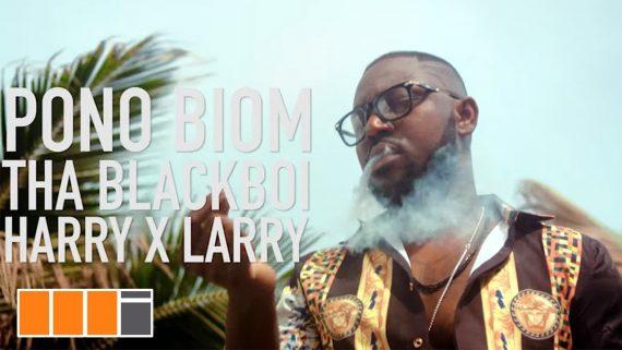 VIDEO: Yaa Pono – Smoke Proud (feat. Harry & Larry & Blackboi)