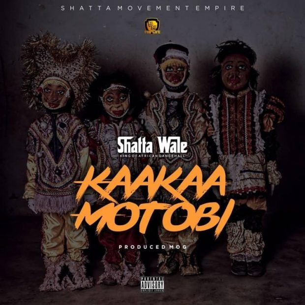 Shatta Wale – Kaakaa Motobi (Prod. By M.O.G Beatz)
