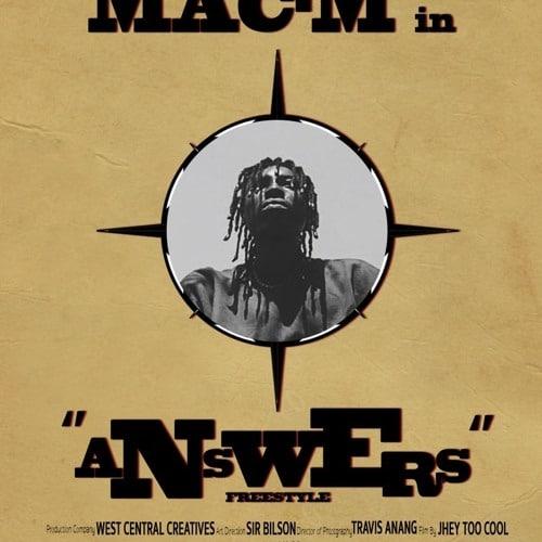 Mac M – Answers (Freestyle)