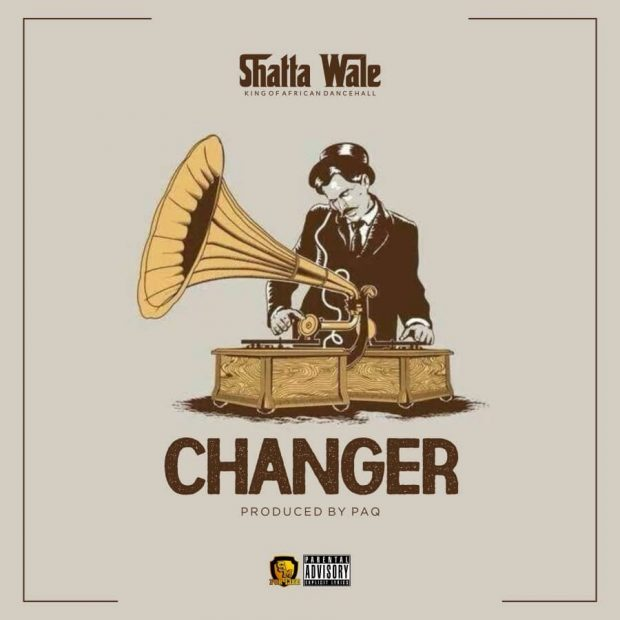 Shatta Wale - Changer (Prod. By Paq)