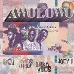 artwork BOJ - Awolowo (feat. Kwesi Arthur, Darko Vibes, Joey B)