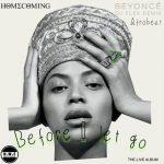 artwork DJ Flex - Before I Let Go (Afrobeat Remix)