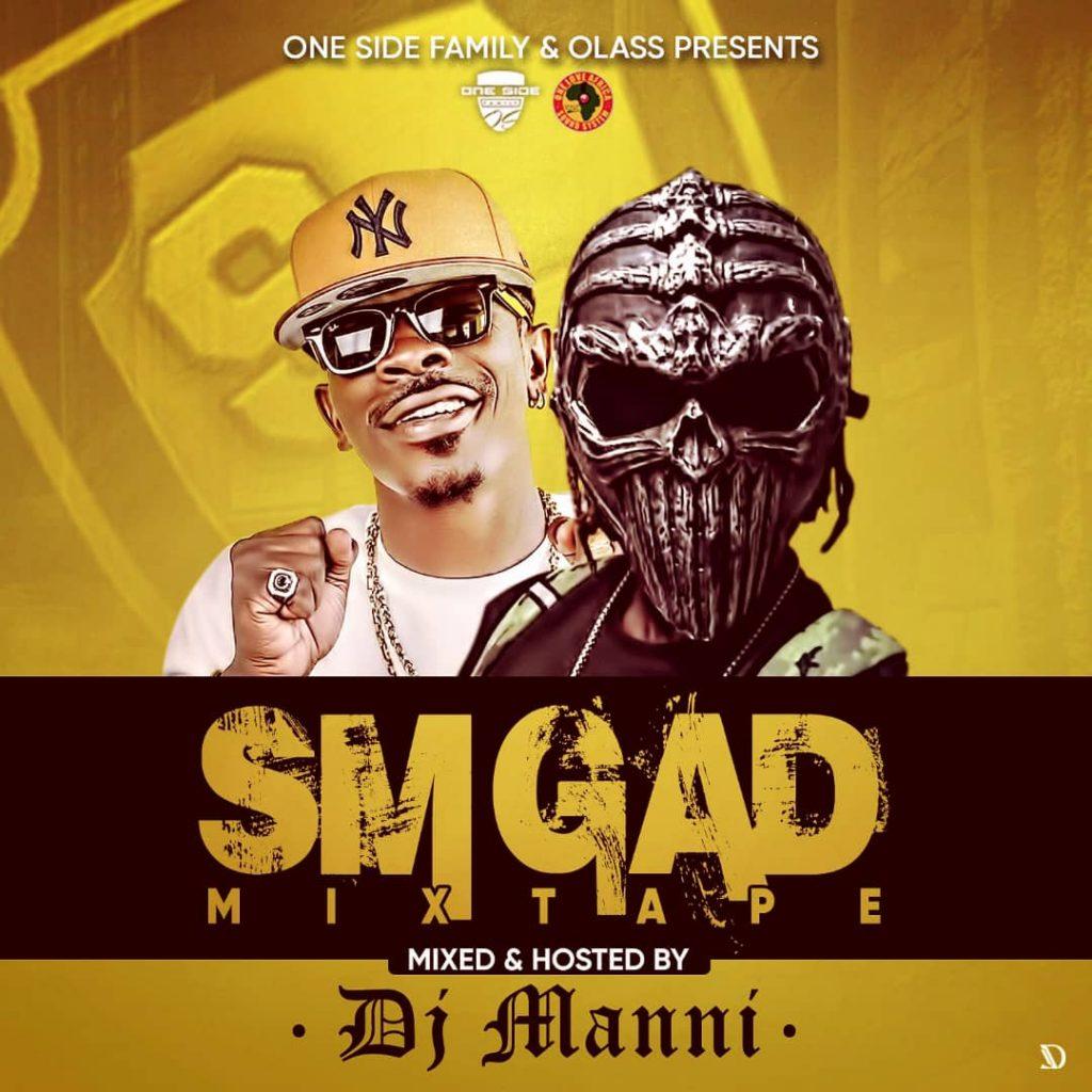 artwork DJ Manni - Shatta Wale SM Gad Mixtape