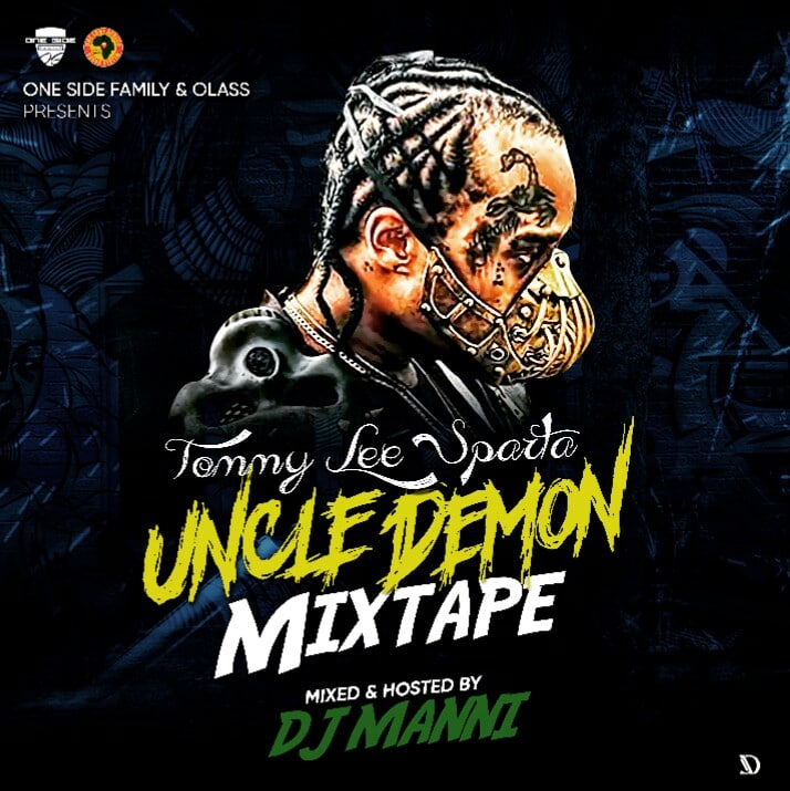 DJ Manni – Tommy Lee Sparta Uncle Demon Mixtape