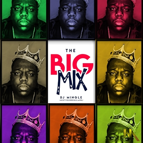 DJ Mingle – The Big Mix
