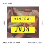 artwork KingSai - Juju (Prod. by Kelvin Mabz & Nytwulf)