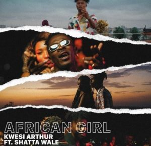 artwork cover INSTRUMENTAL: Kwesi Arthur - African Girl (feat. Shatta Wale) (ReProd. By Rayrock)