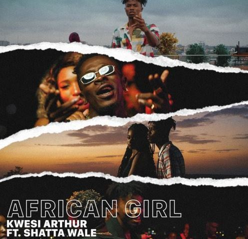 INSTRUMENTAL: Kwesi Arthur – African Girl (feat. Shatta Wale) (ReProd. By Rayrock)