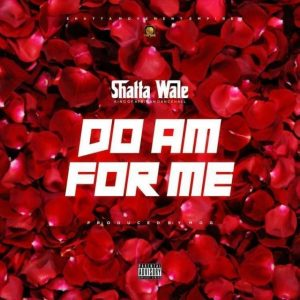 artwork cover Shatta Wale – Do Am For Me (Prod. By M.O.G Beatz)