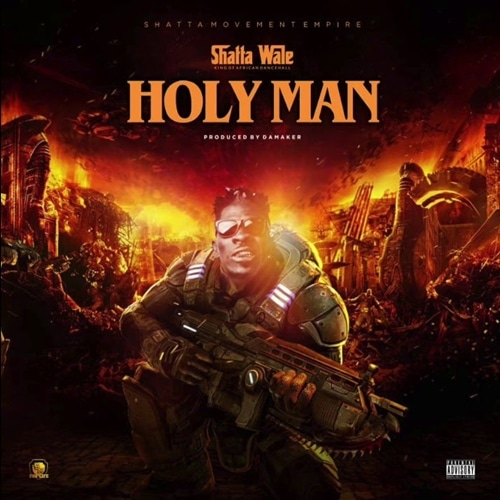 Shatta Wale – Holy Man (Prod. By Da Maker)