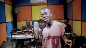 thumbnail for VIDEO of Akwaboah - God Bless U Mama (Studio Session)
