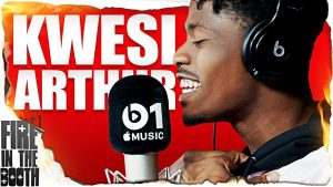 thumbnail VIDEO: Kwesi Arthur - Fire In The Booth