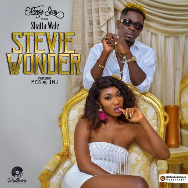 Wendy Shay – Stevie Wonder (feat. Shatta Wale) (Prod. By M.O.G Beatz x JMJ)