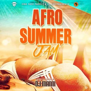 DJ Manni - Afro Summer Jam Mixtape