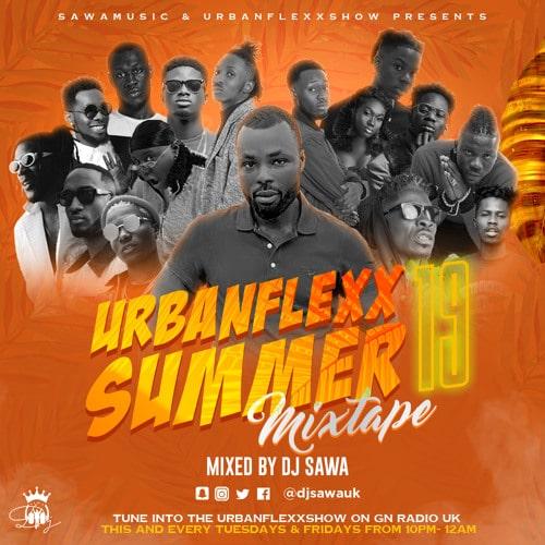 DJ Sawa – Urbanflexx Summer 19 Mixtape