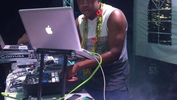 DJ Shiwaawa making waves in Samoa with Adina