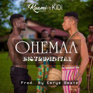 INSTRUMENTAL: Kuami Eugene - Ohemaa (feat. Kidi ) (ReProd. By Emrys Beatz)