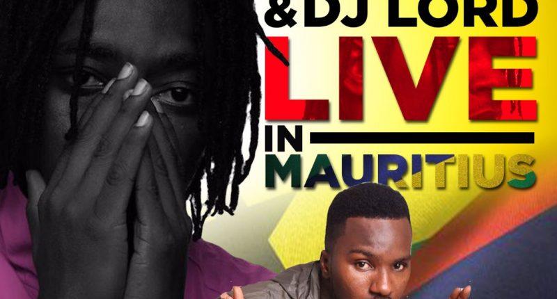 Magnom & DJ Lord Headline Concert In Mauritius