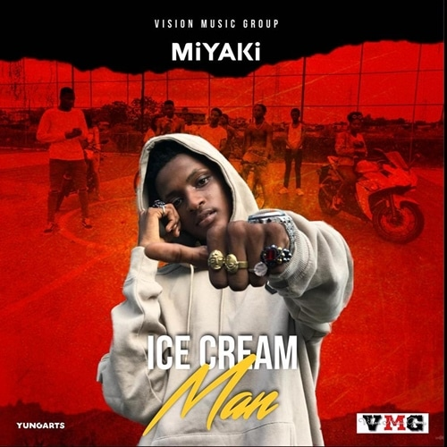 Miyaki – Ice Cream Man