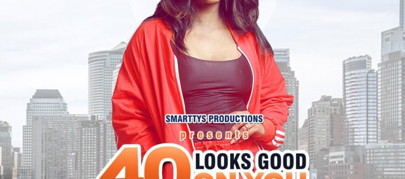 "Stephanie Benson Plays Major Role in ""40 Looks Good On You"" Movie"