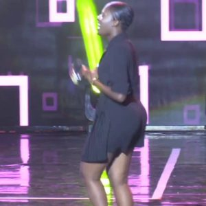VIDEO: Medikal and Fella Makafui perform at Ghana Meets Naija 2019