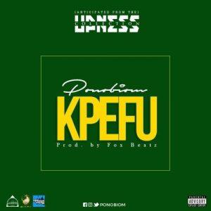 Yaa Pono – Kpefu (Prod. by FoxBeatz)