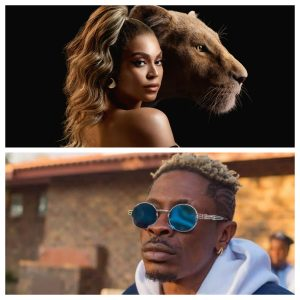 BREAKING: Beyonce features Shatta Wale on New Album