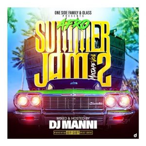DJ Manni - Afro Summer Jam Vol. 2