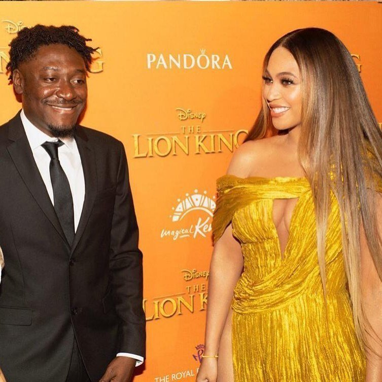 GuiltyBeatz Produces 3 Songs on Beyonce's forthcoming Album, 'The Lion King: The Gift'