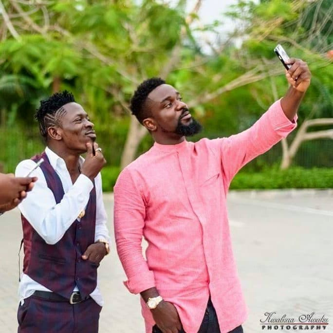 Sarkodie – Skin Pain (Shatta Wale Diss) (feat. Prince Bright)