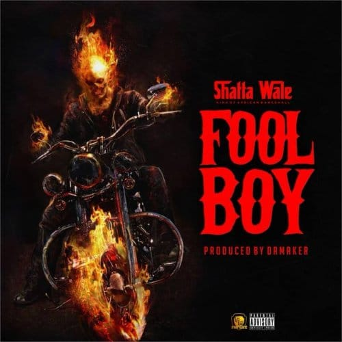 Shatta Wale – Fool Boy (Buffalo Diss)(Prod. by Da Maker)