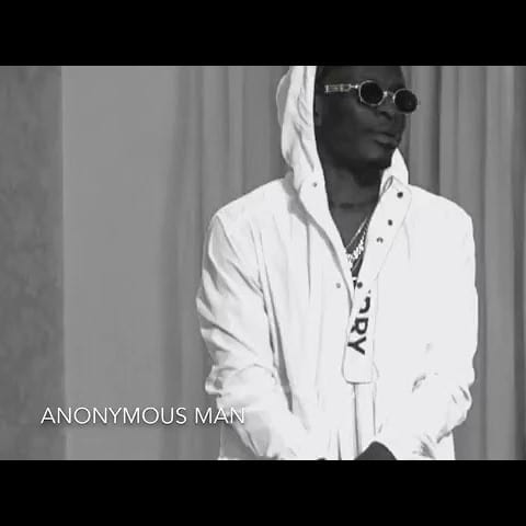 Shatta Wale - Anonymous Man