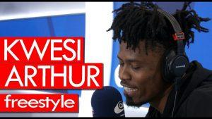 VIDEO: Kwesi Arthur Hot Freestyle SNAPS on Tim Westwood