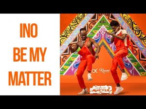 VIDEO: Okyeame Kwame - Ino be my matter (feat. Kuami Eugene) (Dir. by Oskhari)