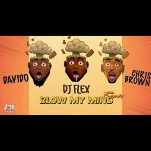 DJ Flex x Davido x Chris Brown - Blow My Mind (Afrobeat Remix)