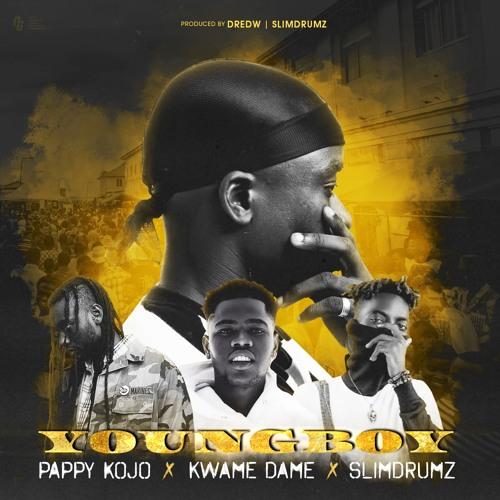 DredW – Young Boy (feat. Pappy Kojo, Kwame Dame & SlimDrumz)
