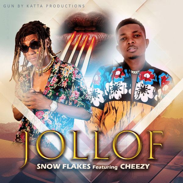 Snow Flakes - Jollof (feat. Cheezy)